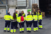 """Resumen de jornada para """"Pavimentos y Albañilería de Urbanización"""""""