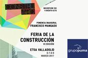 Grupo Puma participa en CONSTRUARQ