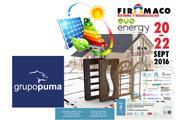 Grupo Puma participa en FIRAMACO + ENERGY