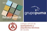 Grupo Puma presente en REHABILITAVERDE 2016