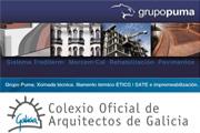 Jornadas Técnicas con el Colegio Oficial de Arquitectos de Galicia