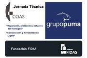 Jornada Técnica sobre hormigón y rehabilitación ligera con la fundación FIDAS