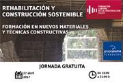 Jornada sobre patologías del hormigón con la Fundación Laboral de la Construcción en Madrid