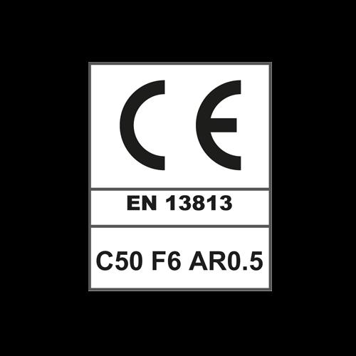 13813 - C50 F6 AR0.5
