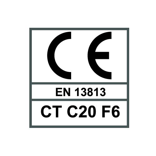13813 - CT C20 F6