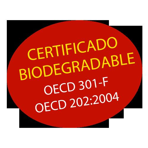 Certificado Biodegradable