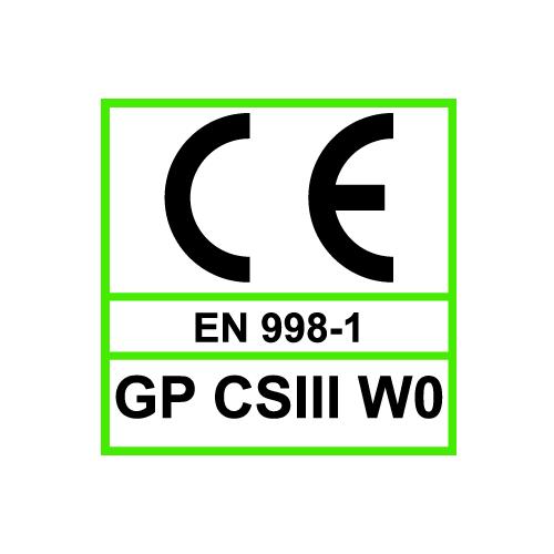 998-1 - GP CSIII W0