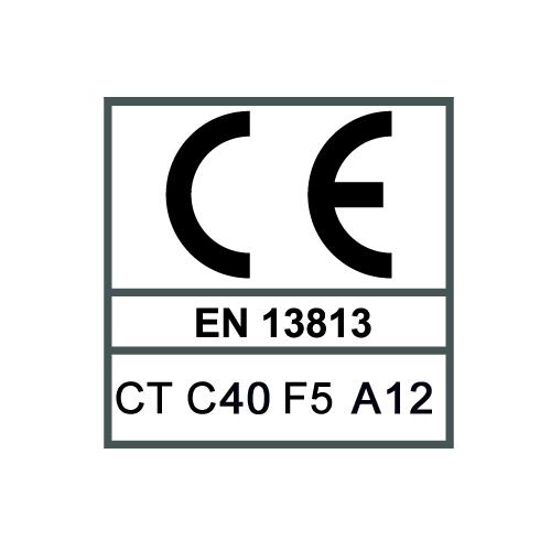 13813 - CT C40 F5 A12