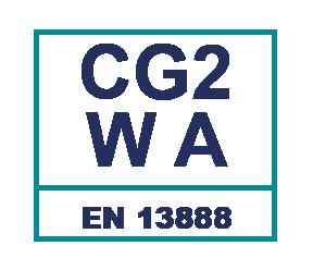 EN 13888 - CG2 W A