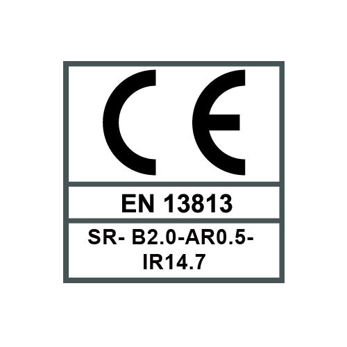 SR- B2.0-AR0.5-IR14.7