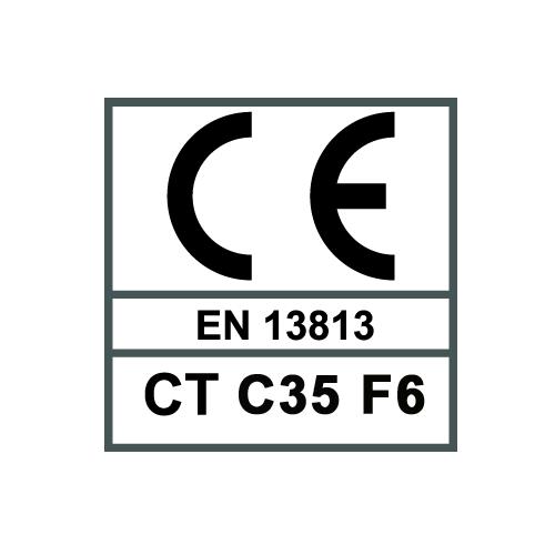 13813 - CT C35 F6