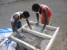 Fundación Grupo Puma colabora con hornos de cal en Kenia