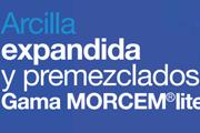 Familia Morcemlite: Soluciones para la construcción y la rehabilitación ligera