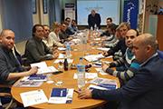 Visita de arquitectos técnicos de Almería a Grupo Puma