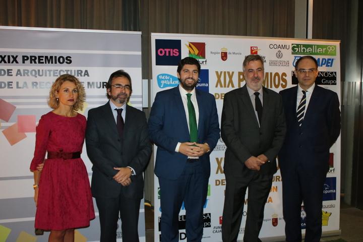Grupo Puma Patrocina la XIX Edición de los Premios de Arquitectura