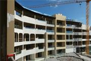 Construcción del hotel GF Victoria Suite***** GL de Tenerife