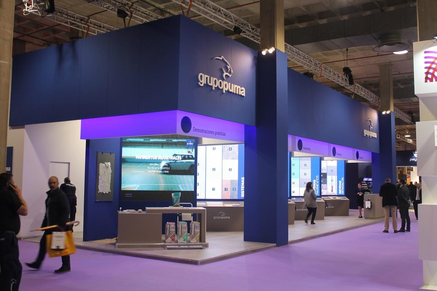 Grupo Puma mostrará sus mejores soluciones en CEVISAMA 2019