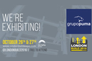 Grupo Puma will be at London Build 2016