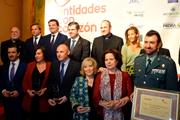 Grupo Puma recibe el galardón ''Entidad con corazón''
