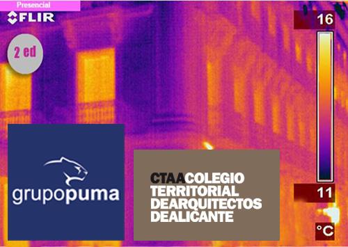 Curso de eficiencia energética con el Colegio Territorial de Arquitectos de Alicante