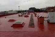 Impermeabilización cubierta estación Pozuelo