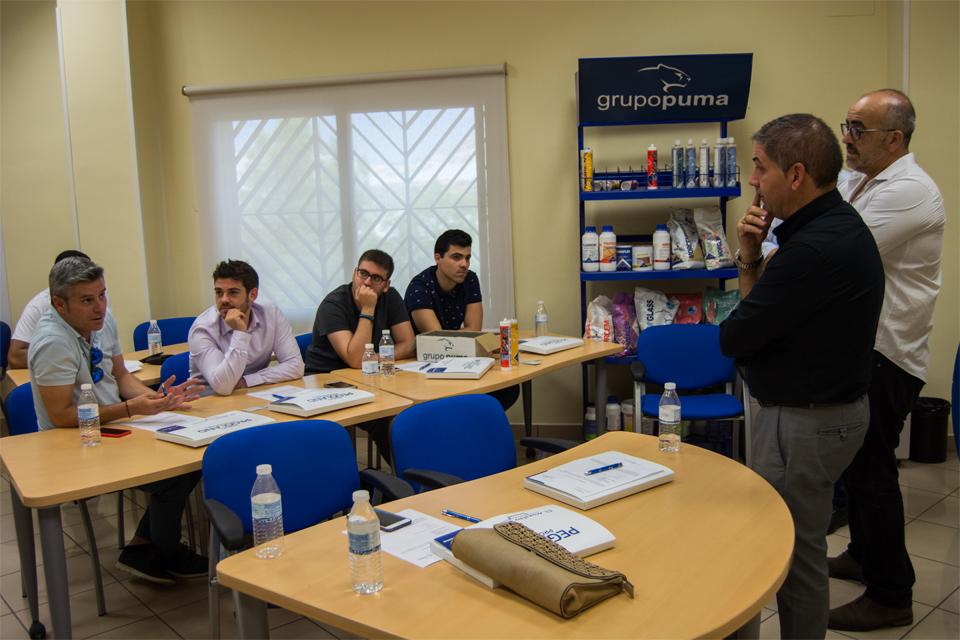 Jornada formativa y práctica en Murcia
