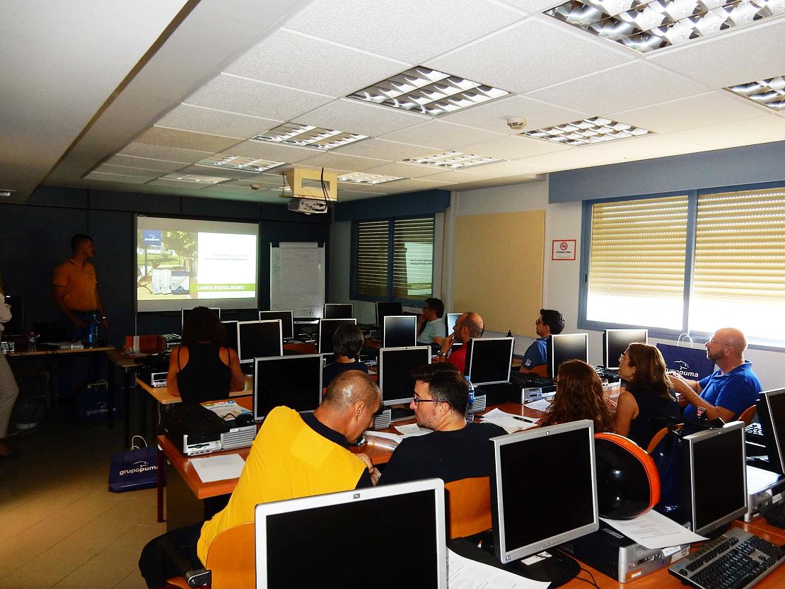 Jornada organizada para técnicos Diputación de Córdoba