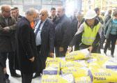 GRUPO PUMA ALGERIE LANCE UNE NOUVELLE USINE DE PRODUCTION DE MORTIERS PRÊTS A L'EMPLOI