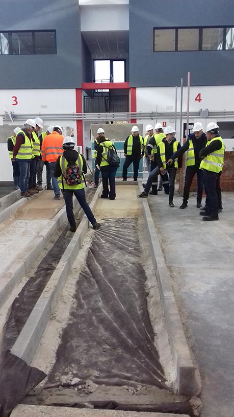 Jornada teórico-práctica de pavimentos terrizos y sistemas de drenaje