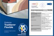 El Sistema Traditerm Flexible obtiene la certificación europea