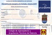 Curso de Mejora Energética de Edificios en Husillos (Palencia)