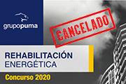 Cancelado el Concurso Rehabilitación Energética 2020 - VI Edición