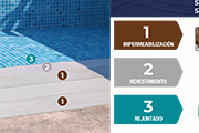 Más de 1500 piscinas se han puesto a punto este verano con el Sistema DryPool