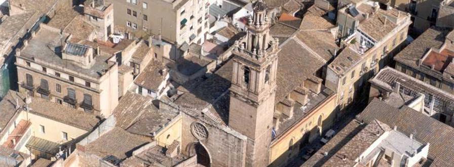 Rehabilitación de la Iglesia de San Nicolás Obispo de Valencia