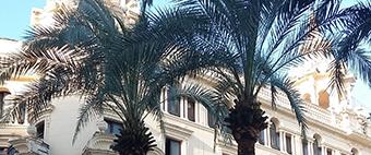 Rehabilitación Hotel H10 Palacio Colomera