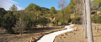 Obra realizada con Paviland Nature en Villamarchante