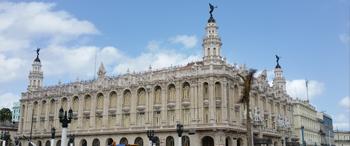 Rehabilitación Gran teatro de La Habana Alicia Alonso