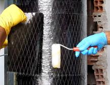 Reparación, refuerzo y protección de pilares