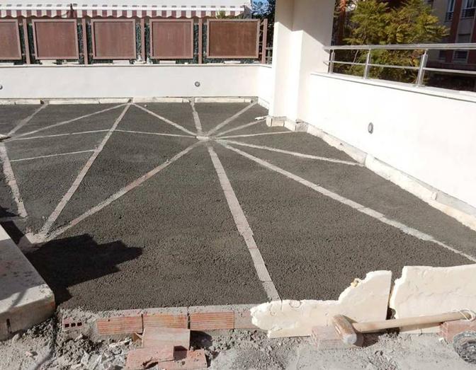Morcemlite system application for coverages rehabilitation (Teatinos-Málaga)