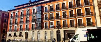 Rehabilitación de edificio en Logroño