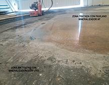 Rehabilitación de pavimento mediante Mineralizadores de Litio