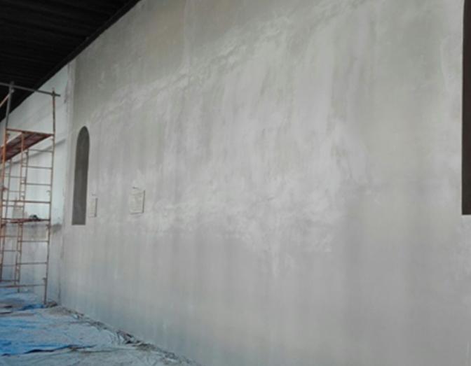 Reparación de humedades en el Convento de Santo Domingo de Guzmán (Ocaña)