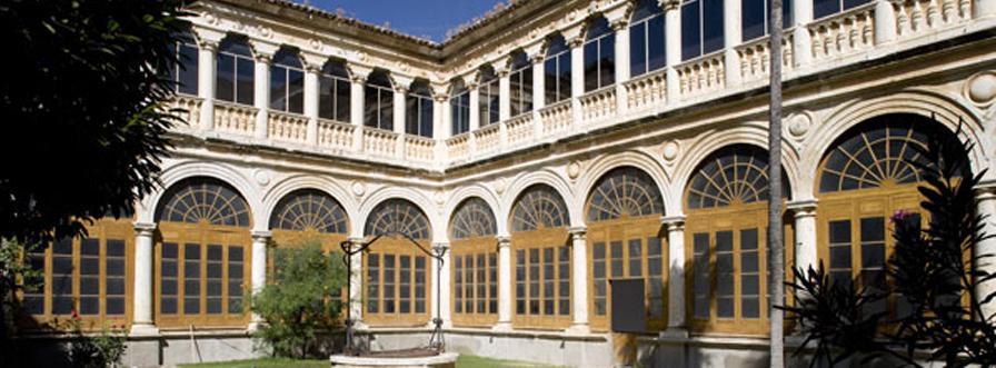 Réparation d'humidité au couvent de Santo Domingo de Guzmán (Ocaña)