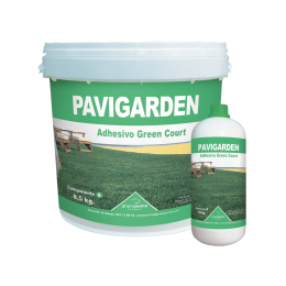 Pavigarden Adhesivo Green Court