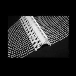 Traditerm® Perfil Goterón PVC con Malla