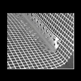 Traditerm® Perfil ángulo aluminio con malla