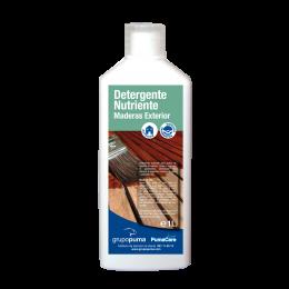 Detergente Nutriente Madera Exterior